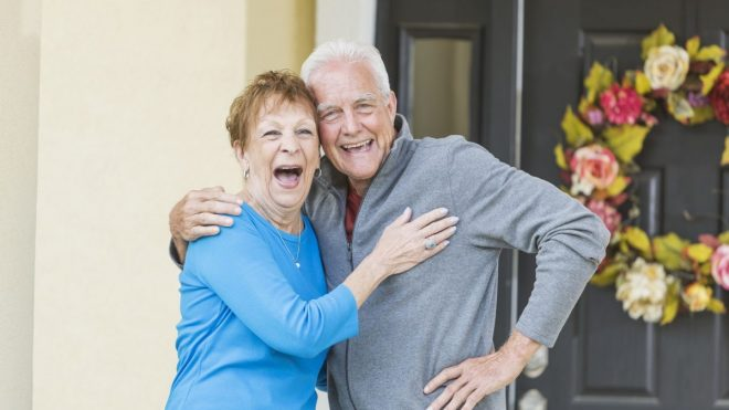 Retirees and Moving House